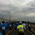 湘南国際マラソンで初マラソン完走!