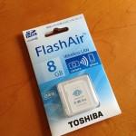 スマホのカメラに不満を感じている人におすすめ!FlashAirを使えばコンデジ/一眼の写真を簡単にスマホに飛ばせて超便利!
