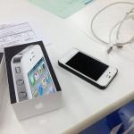 利用しなくなったiPhone 4をソフマップで買い取ってもらいました。さて、いくらになったでしょう?