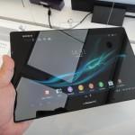 ソニーXPERIA Tablet Zレビュー:世界最薄・最軽量の防水・防塵タブレットに触ってきました!