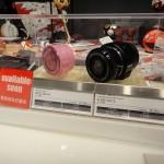 ソニーのレンズカメラQX1はやはりでかかった!コンパクトさよりも画質重視の人向けかな・・・