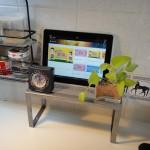 台所でテレビを見たいけど見られない人はタブレット+huluの組み合わせがおすすめ!