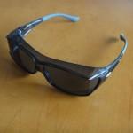 眼鏡の上から使えるAXEオーバーサングラス(SG605P)を購入したらすごく快適で手放せなくなった!